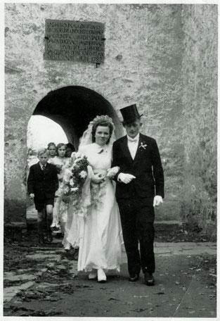 Heinrich und Gerda Behler