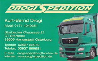 Drogi-Spedition