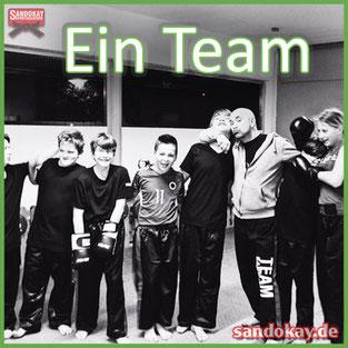 Kampfsport Mitglied werden bei Sandokay - Kampfsportschule Itzehoe