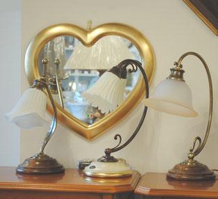 テーブルランプ LEDランプ LED照明 アールヌーボー イタリア製 カパーニ 古木 ランプ 照明器具 クラシック エレガント ゴージャス CAPANNI