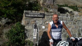 5 éme jour , Briançon Bourg-d'Oisans en passant par le col du l'Autaret