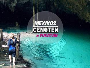 Mexiko Cenoten