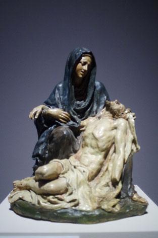Maria mit dem toten Christus, Spanien 1680-1700