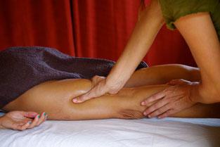 maison Kailash massage ayurvédique abhyanga