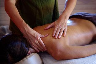 massage ayurvédique Laurane Kala yoga maison kailash