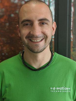 Giuseppe Storsillo, e-Bike Experte in Münchberg