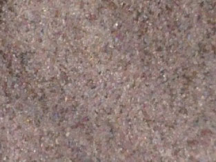 Mischkorund, mineralische Strahlmittel