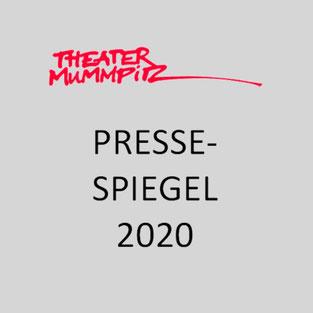 Wir in der Presse 2020