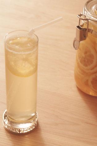 miel citron  はちみつレモン