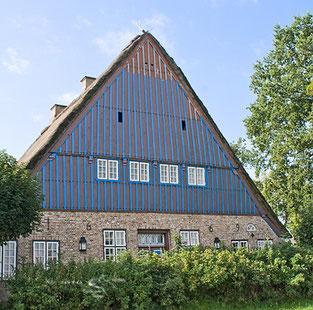 Ältestes Haus Neuenbrook 1669