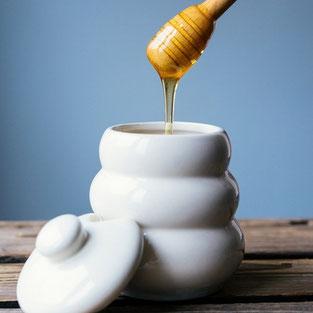 miel pour les recettes de miel et goûter d'antan 79