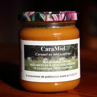 pot de caramiel de miel et goûter d'antan Pays Mellois