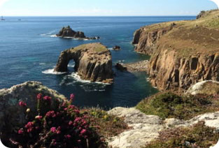 Cornwall in Großbritannien
