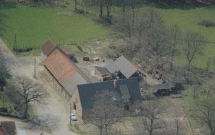Bauernhof von 1978, Milchviehbetrieb in Niedersachsen