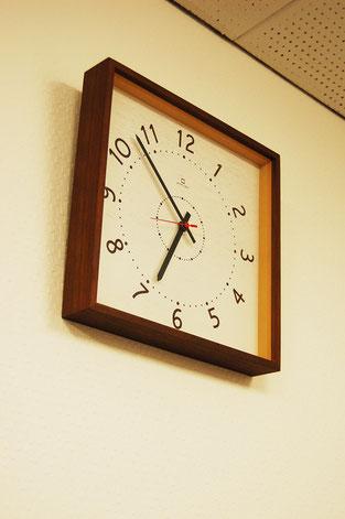 時計,7時前
