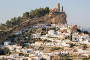 Vorschau zur 7-tägigen Andalusien Sportreise, zwischen dem 9. und 20. März 2020