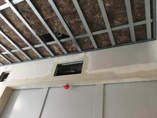 Brandschutz Akustik vereint Trockenbau