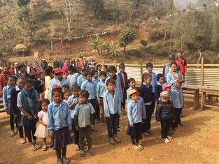 新スクールには55名の生徒が通う