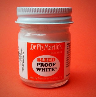 Bleed Proof White von Dr. Ph. Martin