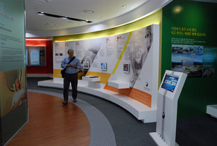 Exhibition hall of Device Complex Center)