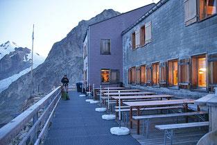 Konkordia-Hütte | SAC Sektion Grindelwald