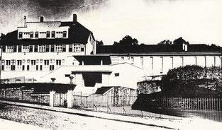 dudweiler, saarbruecken, ev. gemeindehaus, am neuhauser weg, 1930