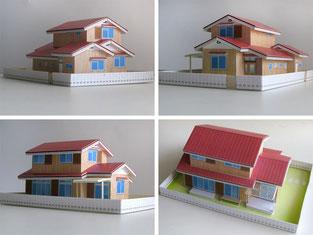 外壁塗装・屋根塗装の見積もり例