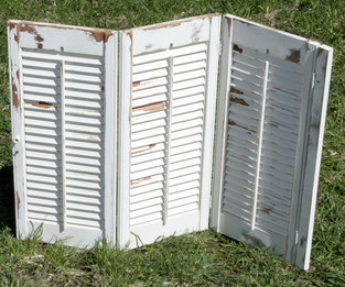 Large pair Shutters