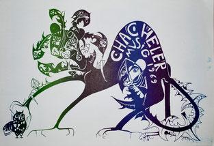 1969 Litho von Ruth Margraf