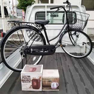自転車 シティバイク