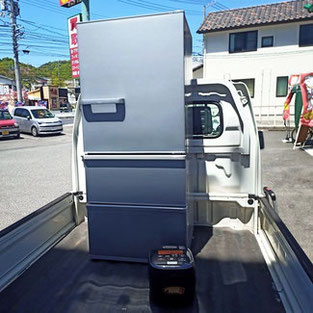 AQUA(アクア) 272L冷蔵庫 象印 炊飯器