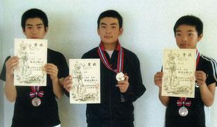 (左から)久保田烈、久保田亜、木村