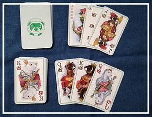 Carte da gioco Furetto