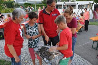 Quartierfest 2015
