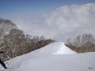 妙高 前山