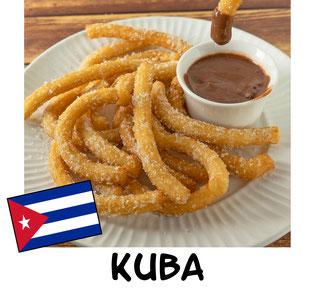 Churros aus Kuba