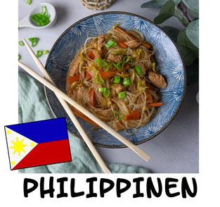 Philippiniesches Pancit Bihon