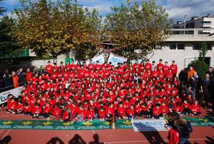 Presentación de la Escuela para la temporada 2014-2015
