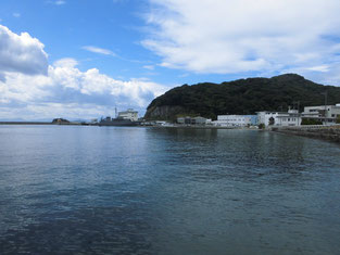 キスの釣り場 下関市 山陰・日本海側