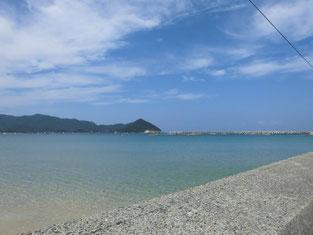 キスの釣り場 下関市・山陰・日本海側
