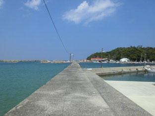 涌田漁港 はこちらからどうぞ