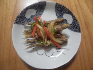 キビナゴ料理・調理法