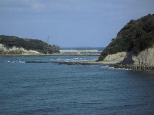 ショアジギングの釣り場 芦屋町・岡垣町