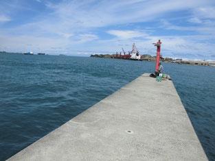 下関市 関門・彦島エリアのアオリイカの釣り場