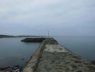 ショアジギングの釣り場下関市 山陰・日本海側