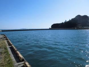 キスの釣り場 北九州市門司区・小倉南区