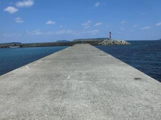 萩市・阿武町のアオリイカの釣り場
