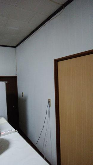 壁紙コーティング 壁紙の塗り替え 壁紙の張替えより低価格