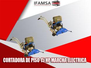 Cortadora de piso MPower 13 HP  DQ450M