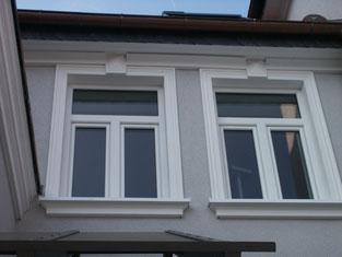 Fassadenprofil beschichtet KL 4